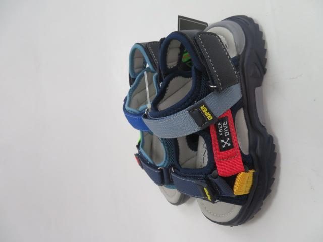 Sandały Dziecięce 3SD 9079, Mix 2 color, 26-31