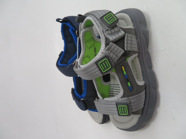 Sandały Dziecięce 3SD 9081, Mix 2 color, 26-31