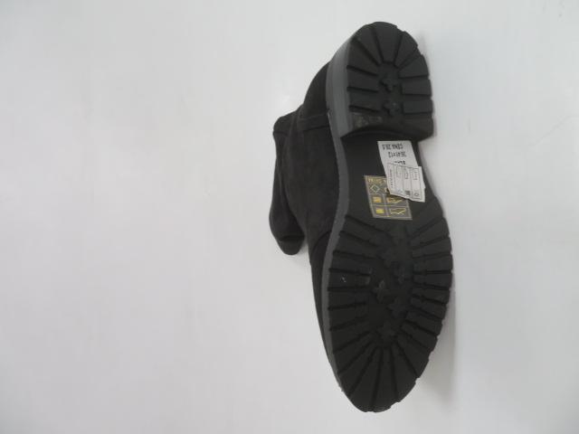 Botki Damskie X 795, Black, 36-41 3