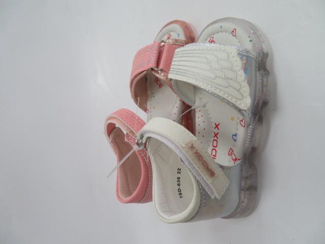 Sandały Dziecięce 1SD 636, Mix 2 color, 21-26