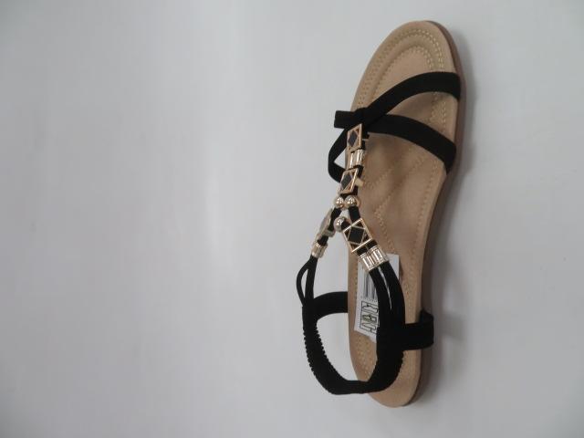 Sandały Damskie FY2055, Black, 36-41