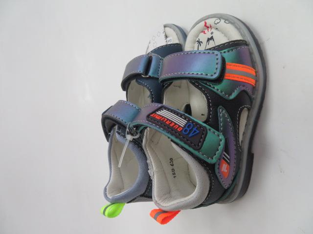 Sandały Dziecięce 1SD  630, Mix 2 color, 20-25