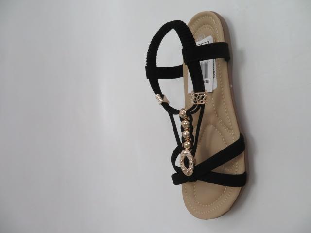 Sandały Damskie FY2050, Black, 36-41