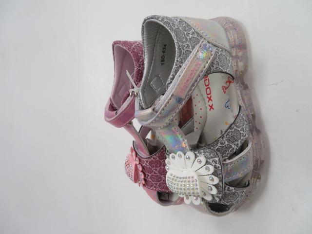 Sandały Dziecięce 1SD 634, Mix 2 color, 21-26