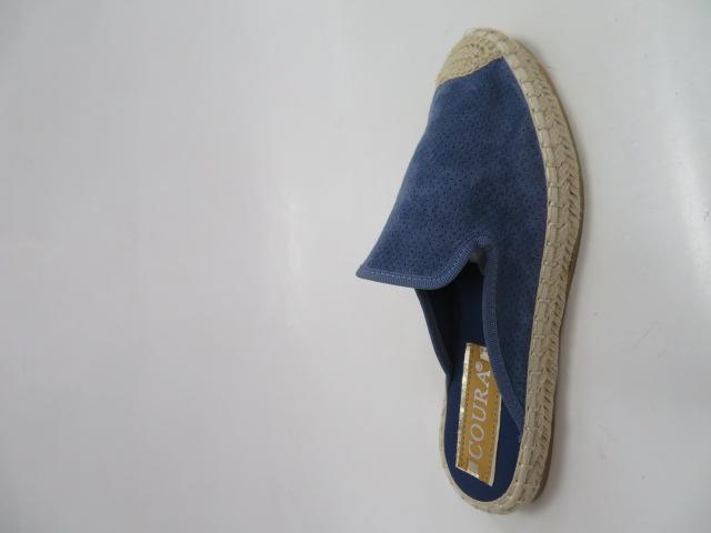 Kapcie Damskie 4821, Blue , 36-41