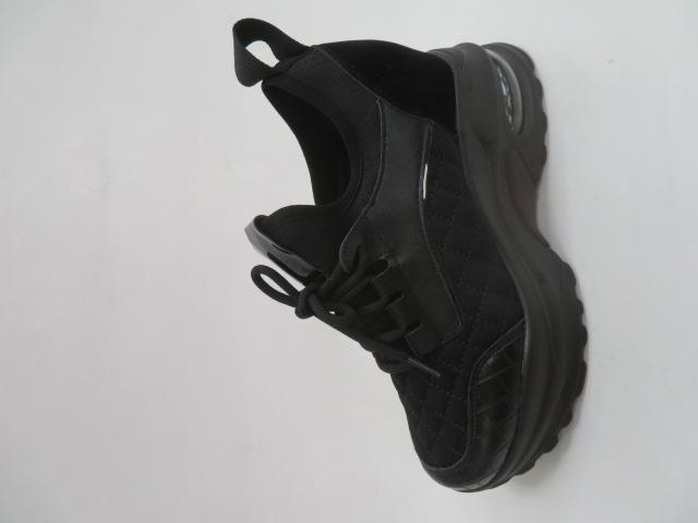 Sportowe Damskie AB93, Black, 36-41