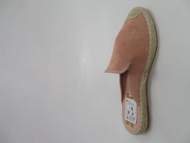 Klapki Damskie 4821, Pink, 36-41 2