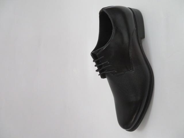 Półbuty Męskie MXC 410, Black/Black, 40-45