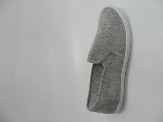 Półbuty Damskie 1101, Grey, 36-41 1