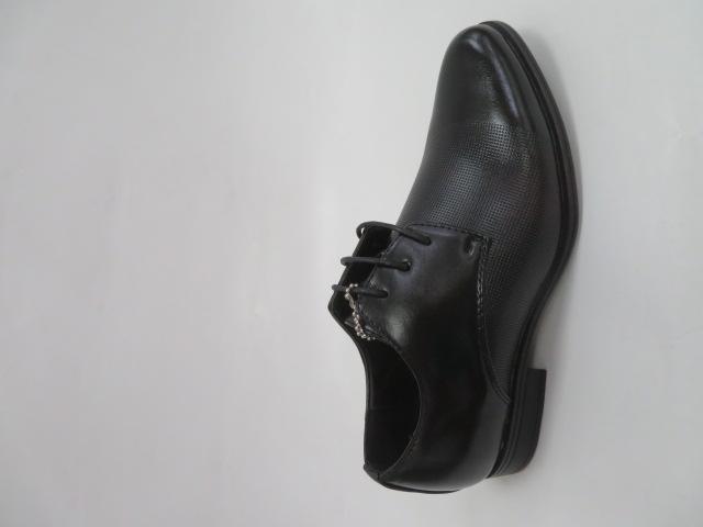 Półbuty Męskie MXC 410, Black, 40-45