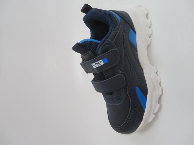 Buty Sportowe Dziecięce F21, DBlue/Blue, 27-32