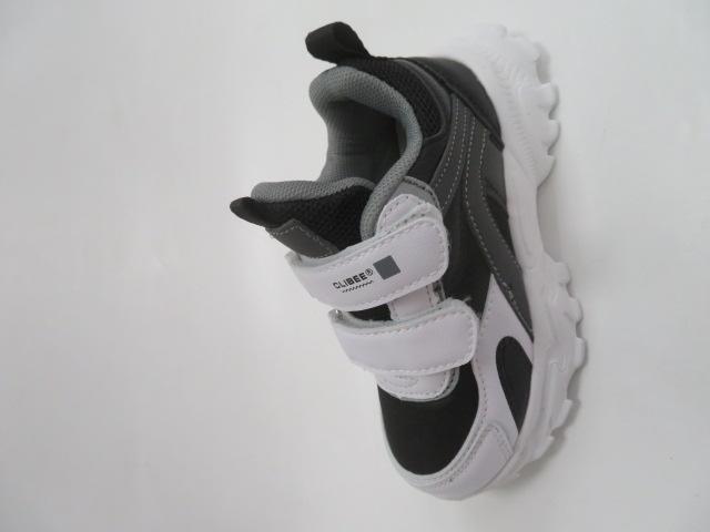 Buty Sportowe Dziecięce F21, White/Black, 27-32