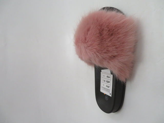 Klapki Damskie N88, Pink, 36-41