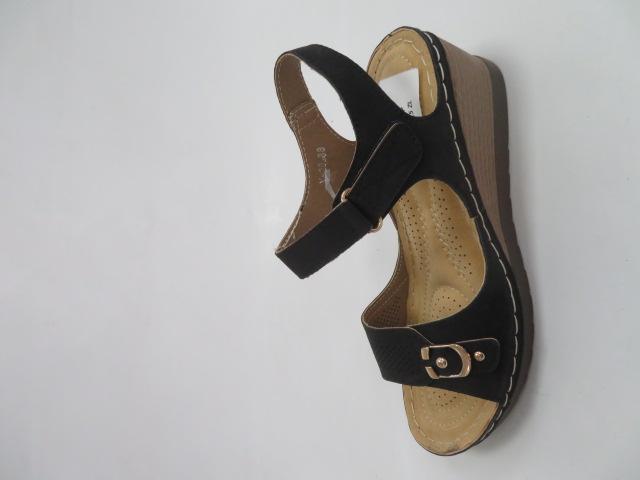 Sandały Damskie Y-28, Black, 36-41 1