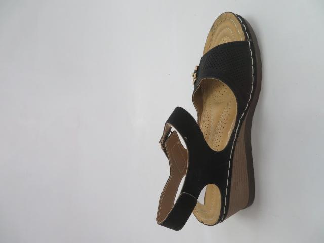 Sandały Damskie Y-28, Black, 36-41 2
