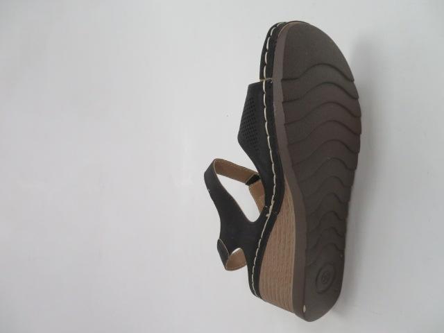 Sandały Damskie Y-28, Black, 36-41 3