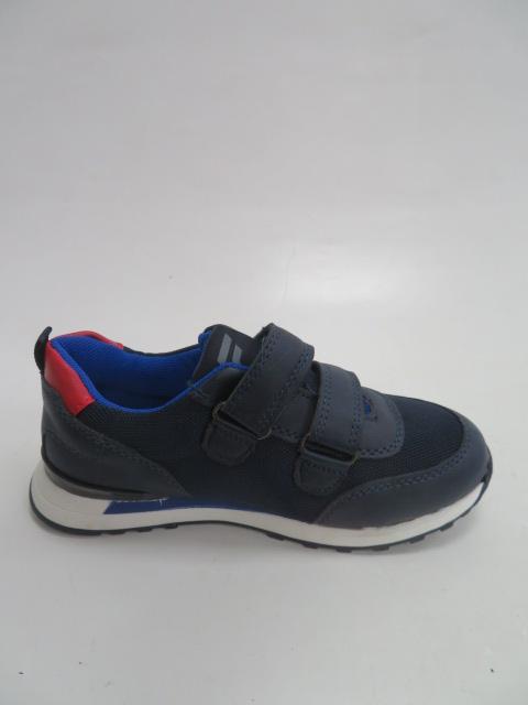 Buty Sportowe Dziecięce F615, Navy, 26-31