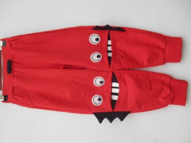 Spodnie Dziecięce KL-2118A MIX KOLOR 1-5