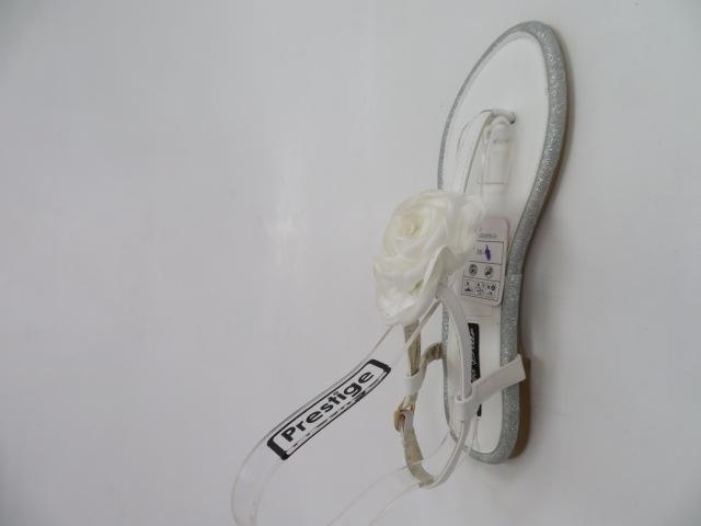 Sandały Damskie G1539, White, 36-41 2
