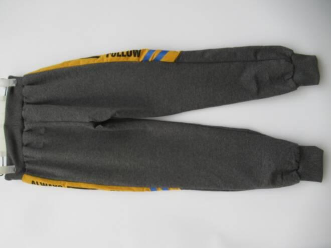 Spodnie Dziecięce KB-1017B MIX KOLOR 8-16
