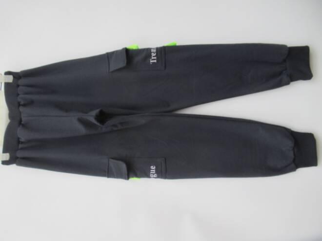 Spodnie Dziecięce KB-2703B MIX KOLOR 10-18