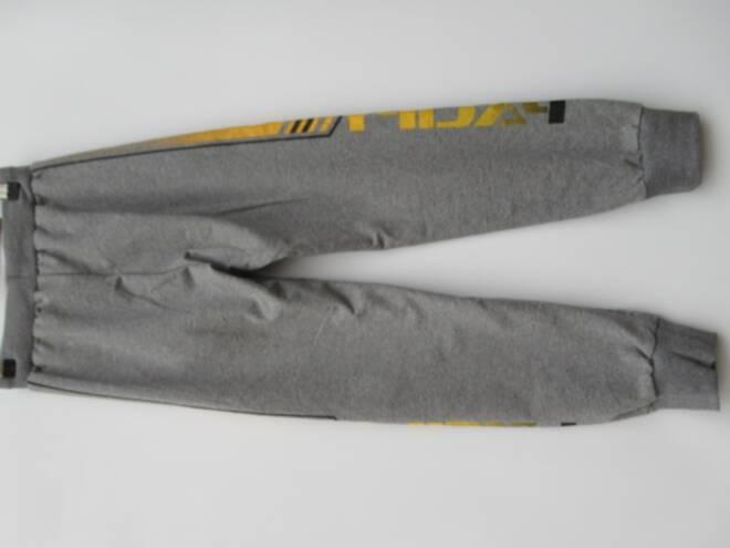 Spodnie Dziecięce KL-2115A MIX KOLOR 4-12 2