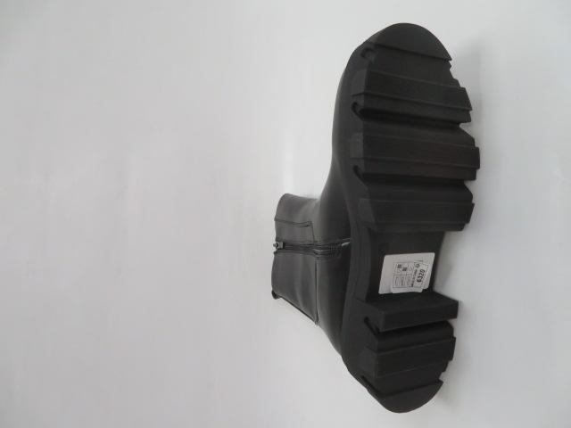 Botki Damskie HBL-12, Black, 36-41 2