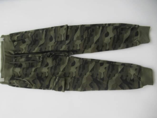 Spodnie Dziecięce KB-1007A MIX KOLOR 4-12