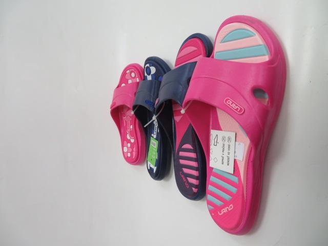 Klapki Dziecięce 3060-M4, Mix color, 26-36
