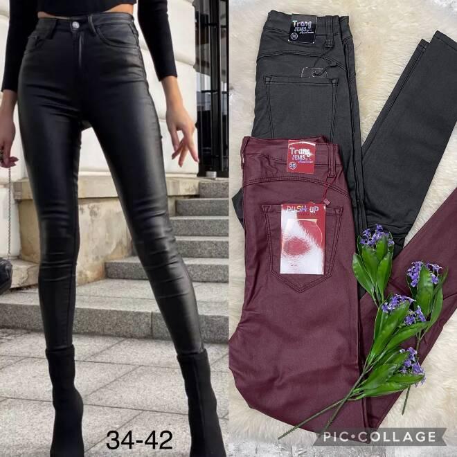Spodnie Damskie F2644 1 KOLOR 34-42