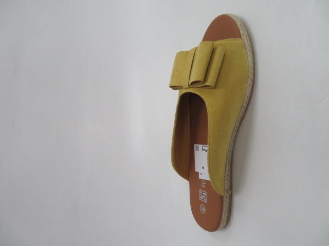 Klapki Damskie HL29, Yellow, 36-41 3