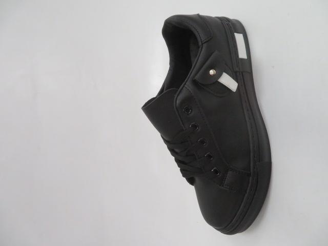 Sportowe Damskie G558, All Black, 36-41