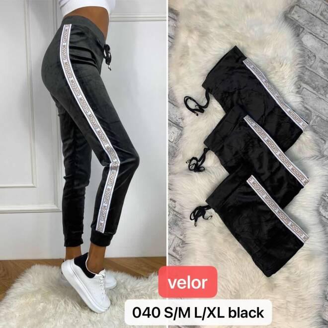 Spodnie Damskie 040 1 KOLOR S/M-L/XL