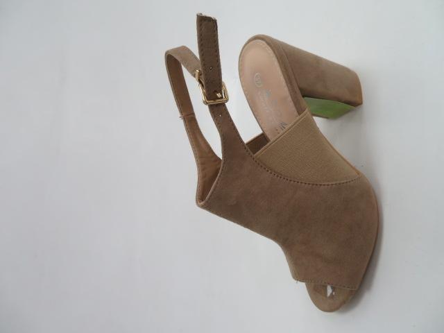 Sandały Damskie LT11-151, Beige, 36-41
