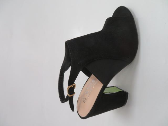 Sandały Damskie LT11-151, Black, 36-41