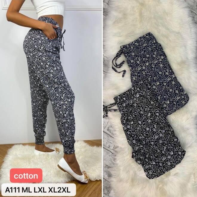 Spodnie Damskie A111 MIX KOLOR M/L-L/XL-XL/2XL