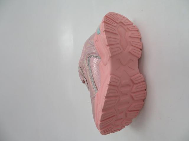 Buty Sportowe Dziecięce E69, Pink, 20-25 3