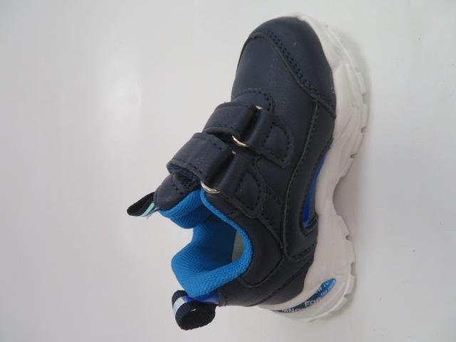 Buty Sportowe Dziecięce E69, D.Blue/Blue, 20-25