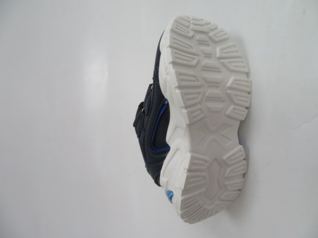Buty Sportowe Dziecięce E69, D.Blue/Blue, 20-25 3