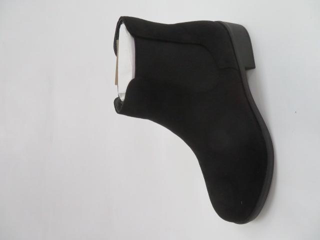 Botki Damskie LE-521, Black, 36-41 1