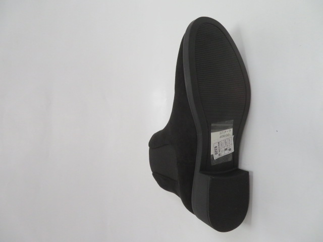 Botki Damskie LE-521, Black, 36-41 3
