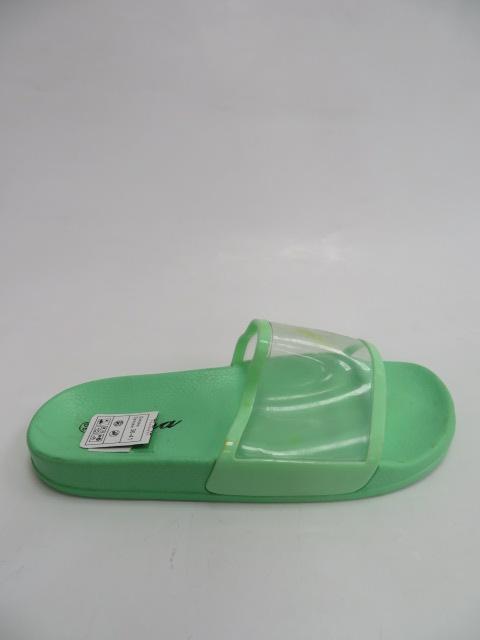 Klapki Damskie FRS-19, Green , 36-41