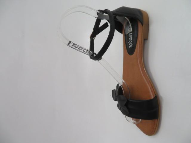 Sandały Damskie LT1719, Black, 36-41