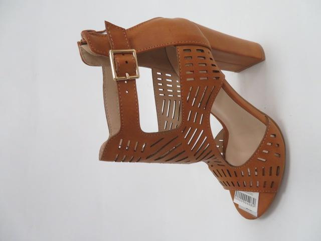 Sandały Damskie S860, Camel, 36-41