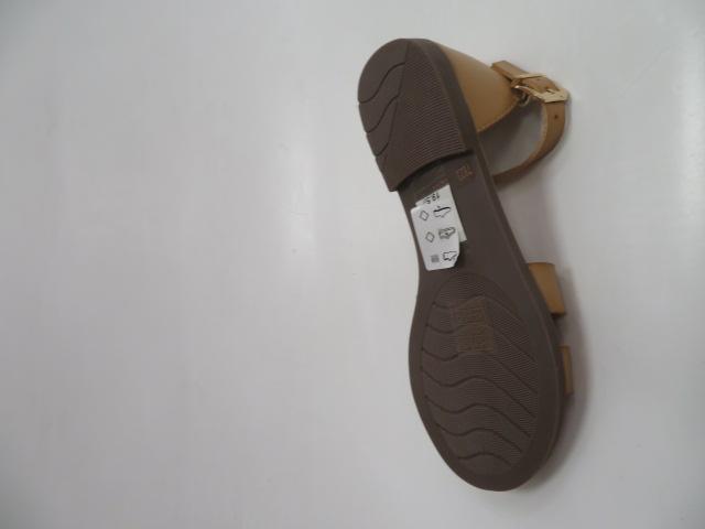 Sandały Damskie 7823, Beige 36-41