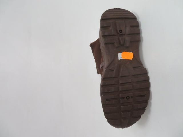 Botki Damskie 8832, Brown, 36-41 3