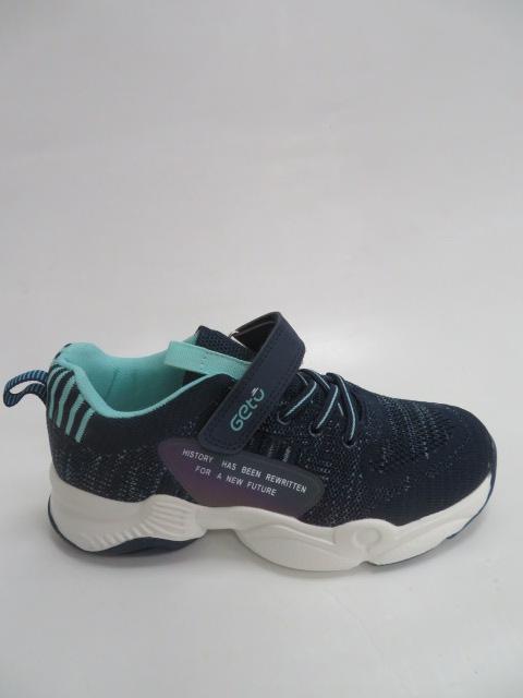 Buty Sportowe Dziecięce F759 , Navy/Blue, 32-37