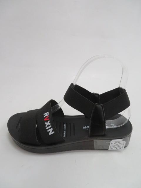 Sandały Damskie C303-1, Black, 36-41