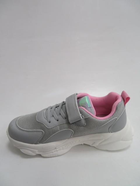 Buty Sportowe Dziecięce F777, Gray, 32-37