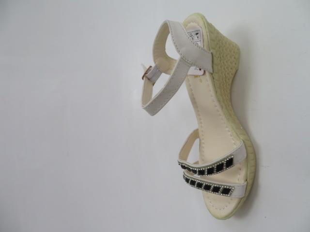 Sandały Damskie 2013-2, White, 36-41 2
